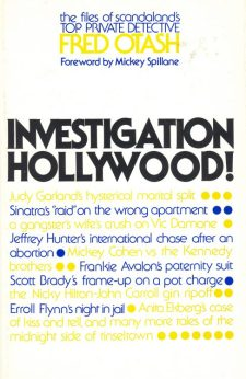 Otash, Fred - Investigation Hollywood