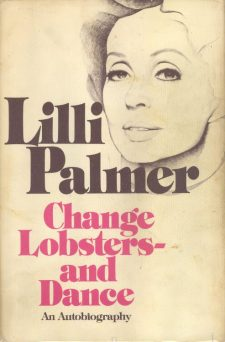 Palmer, Lilli - Change Lobsters - and Dance