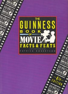 Robertson, Patrick - The Guinness Book of Movie Facts & Feats