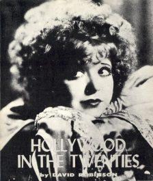Robinsn, David - Hollywood in the Twenties