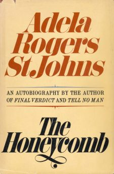 St Johns, Adela - The Honeycomb