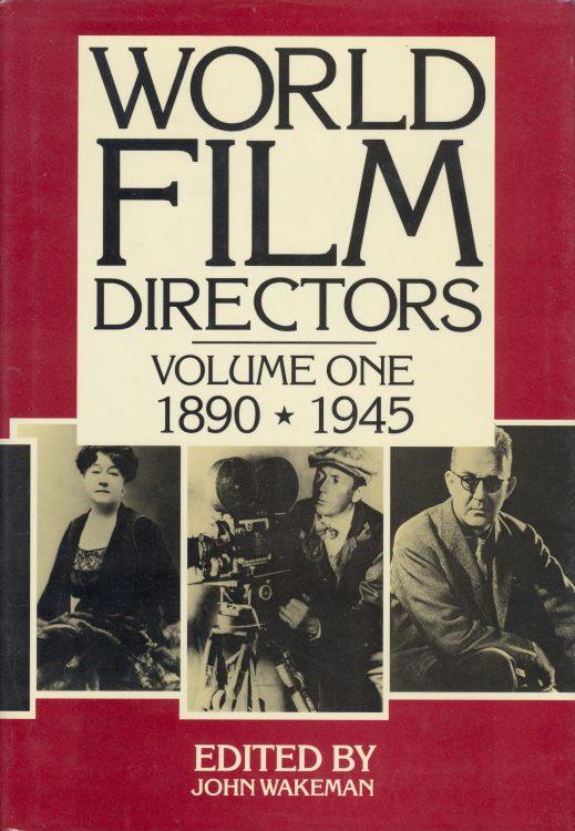 Wakeman, John - World Film Directors I