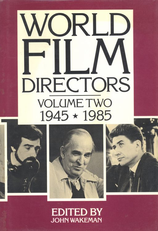 Wakeman, John - World Film Directors, Volume Two