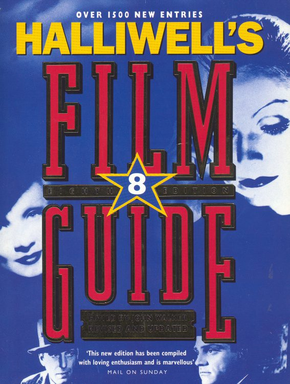 Walker, John - Halliwell's Film Guide