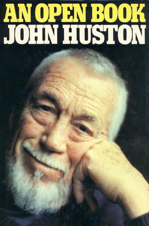 huston-john-an-open-book