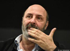 """Cédric Klapisch, talking about his latest film """"Ce qui nous lie"""" (a.k.a. """"Back to Burgundy"""")"""
