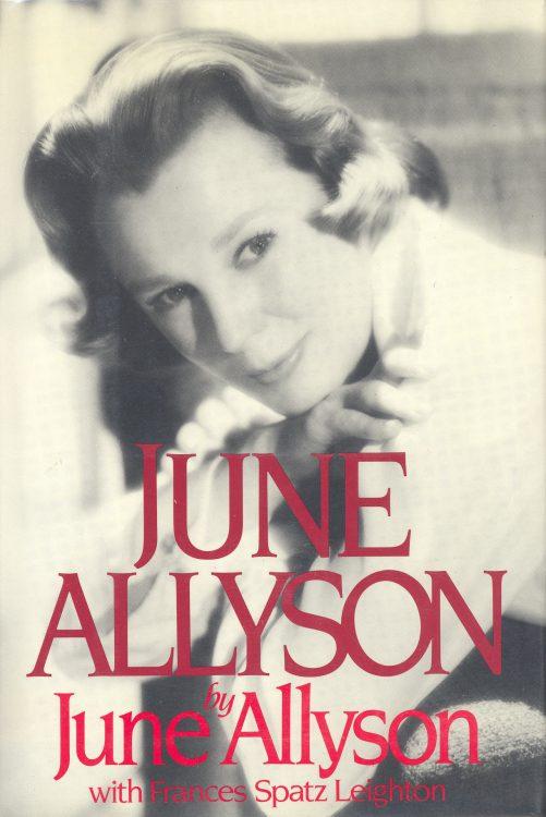 Allyson, June - June Allyson