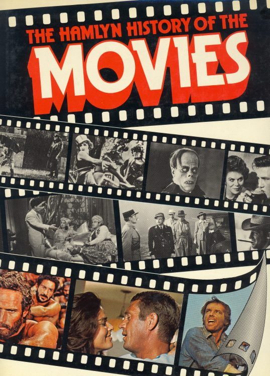 Arnold, Peter - The Hamlyn History of the Movies