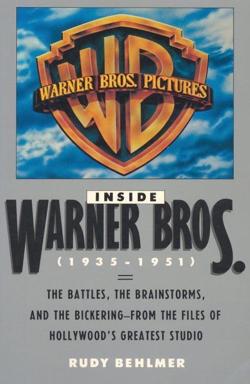 behlmer-rudy-inside-warner-bros-1935-1951