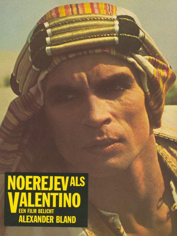 Bland, Alexander - Noerejev als Valentino