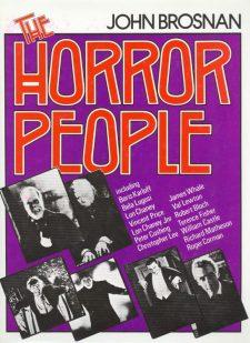 Brosnan, John - The Horror People