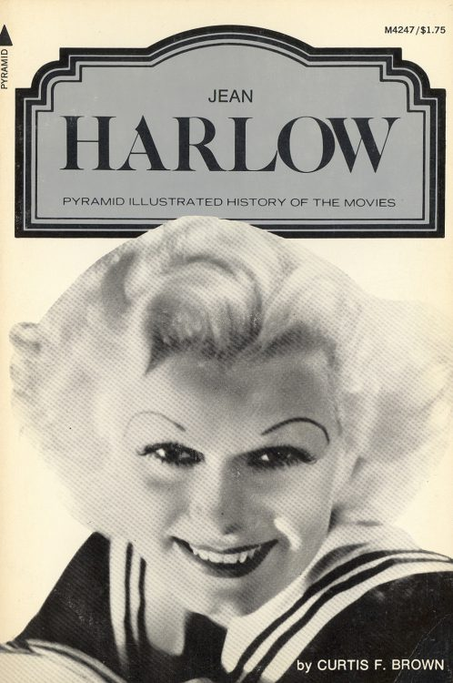 Brown, Curtis F - Jean Harlow