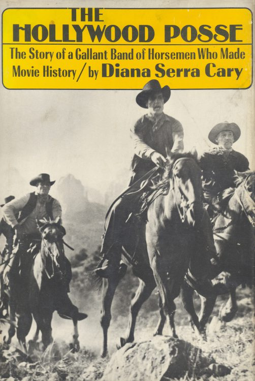 Cary, Diana Serra - The Hollywood Posse