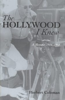 coleman-herbert-the-hollywood-i-knew
