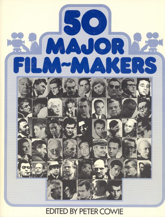 Cowie, Peter - 50 Major Film-Makers