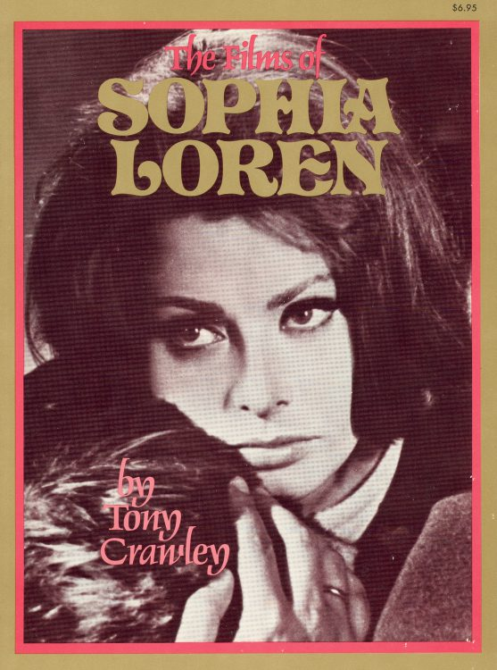 crawley-tony-the-films-of-sophia-loren