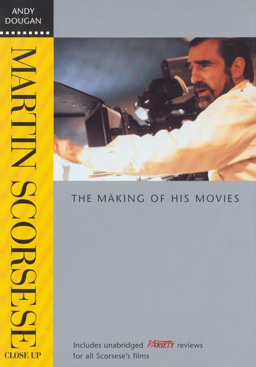 Dougan, Andy - Martin Scorsese