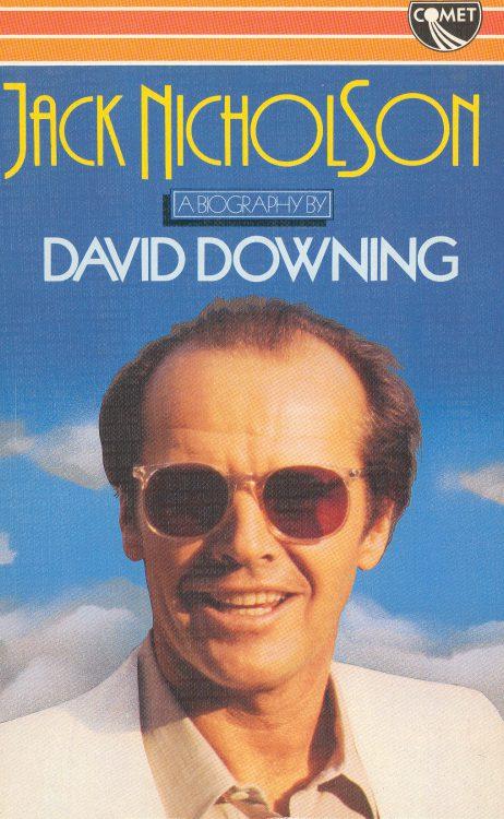 Downing, David - Jack Nicholson