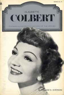Everson, William K - Claudette Colbert