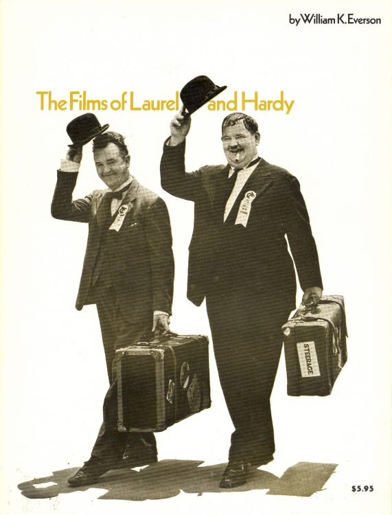 everson-william-k-the-films-of-laurel-and-hardy