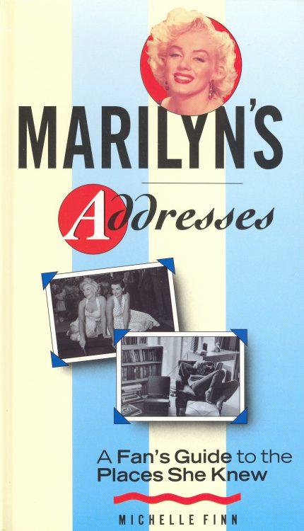 Finn, Michelle - Marilyn's Addresses