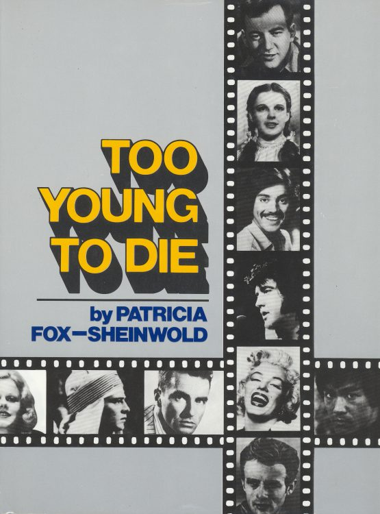 Fox-Sheinwold, Patricia - Too Young to Die