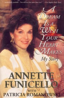 Funicello, Annette - A Dream Is a Wish Your Heart Makes