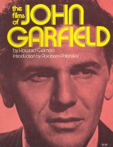 gelman-howard-the-films-of-john-garfield
