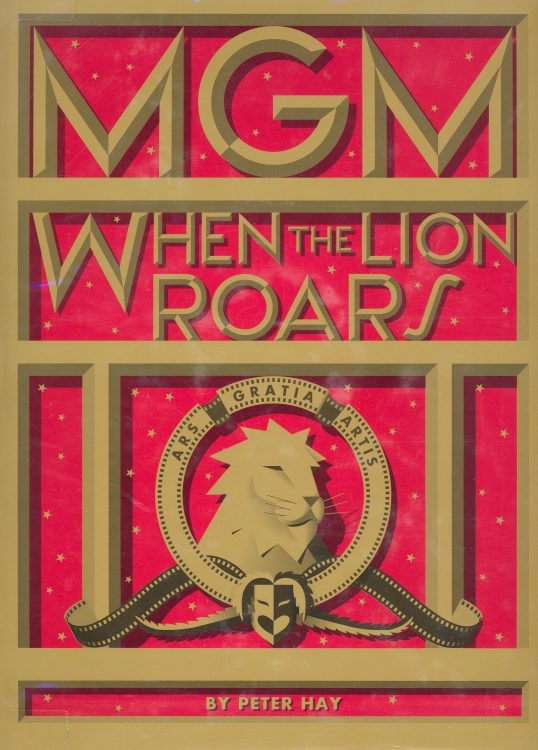 Hay, Peter - MGM When the Lion Roars