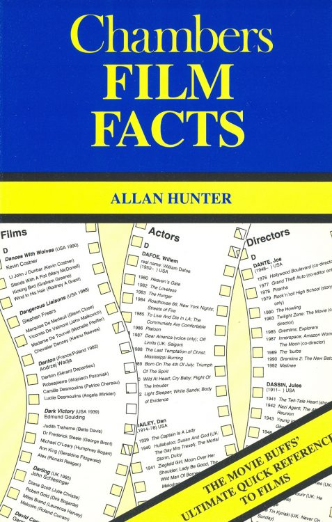 hunter-allan-film-facts