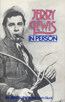 Lewis, Jerry - Jerry Lewis in Person