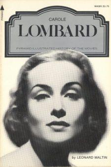 Maltin, Leonard - Carole Lombard