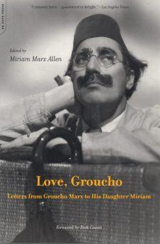 Marx Allen, Miriam - Love, Groucho