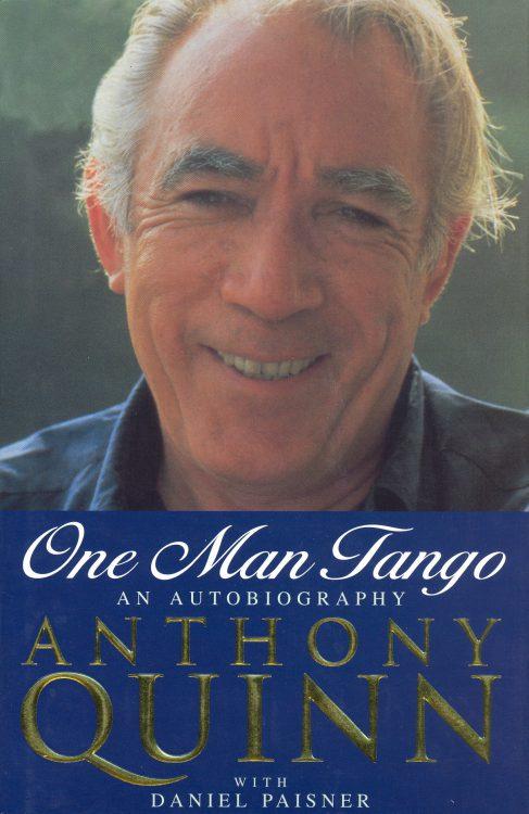 Quinn, Anthony - One Man Tango