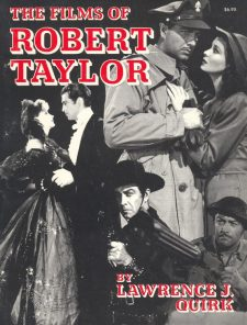 quirk-lawrence-j-the-films-of-robert-taylor