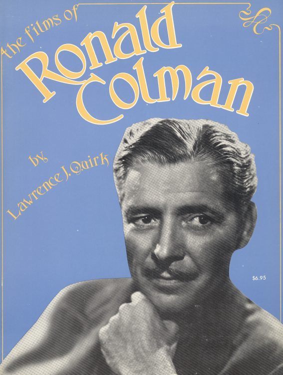 quirk-lawrence-j-the-films-of-ronald-colman
