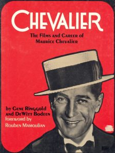 ringgold-gene-chevalier-the-films-and-career-of-maurice-chevalier