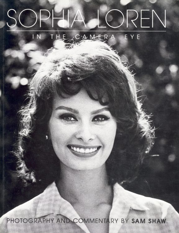 Shaw, Sam - Sophia Loren