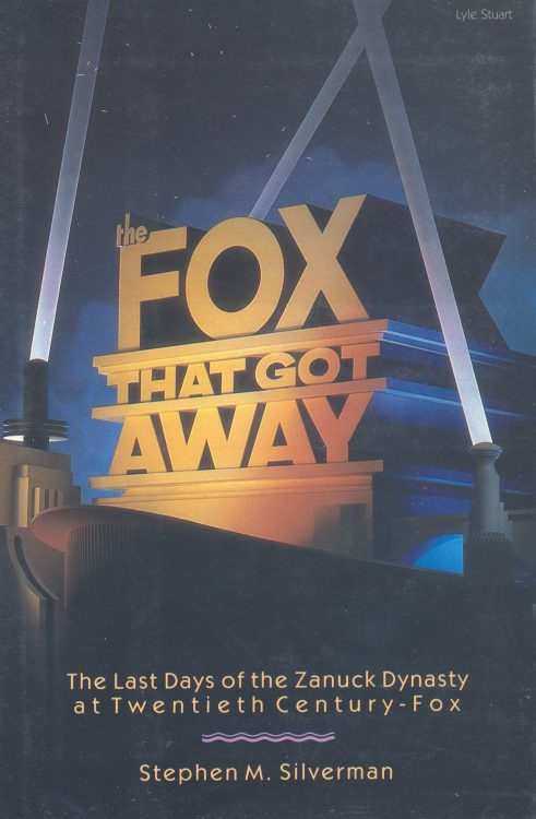 silverman-stephen-m-the-fox-that-got-away
