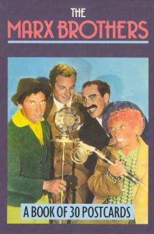 the-marx-brothers-a-book-of-30-postcards