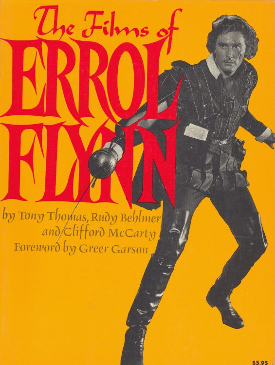 thomas-tony-the-films-of-errol-flynn