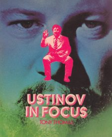 Thomas, Tony - Ustinov in Focus