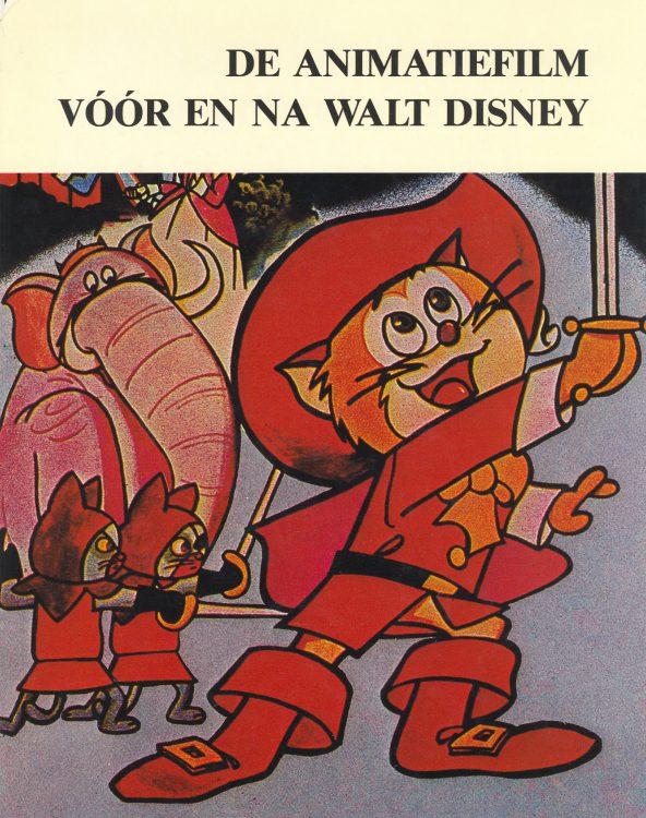 Vlierynck, Robert - De Animatiefilm Voor en Na Walt Disney
