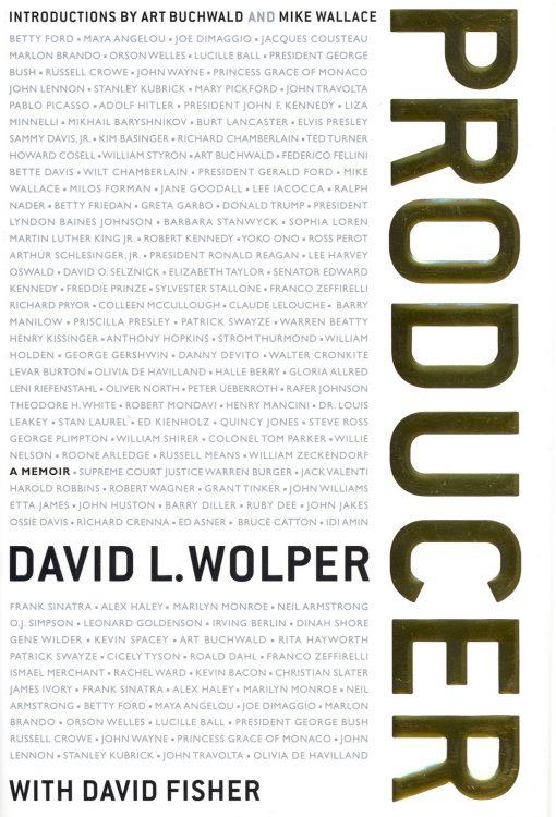 Wolper, David L - Producer