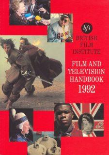 british-film-institute-film-and-television-handbook-1992