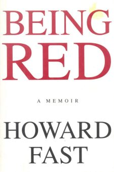 fast-howard-being-red-a-mamoir