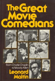 maltin-leonard-the-great-movie-comedians-from-charlie-chaplin-to-woody-allen