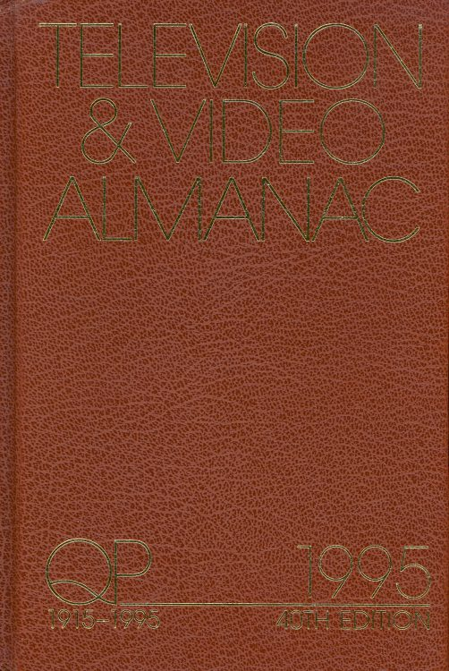 television-and-video-almanac-1995
