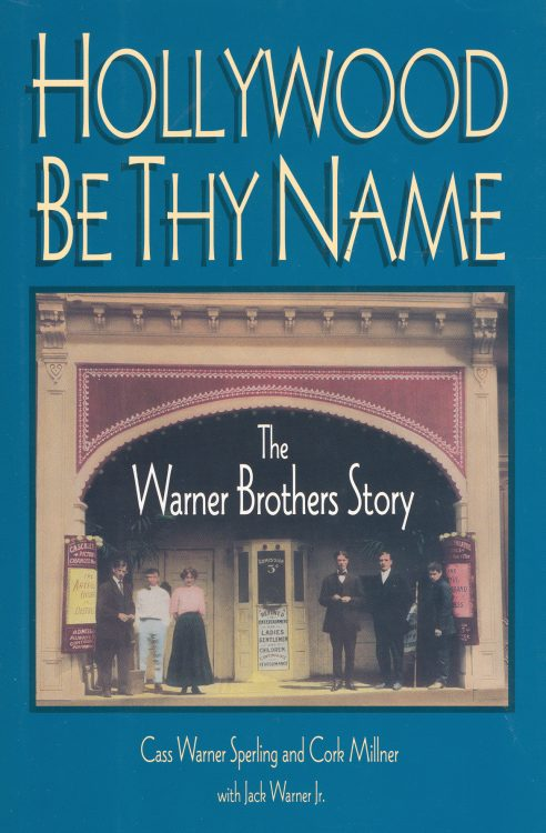 warner-sperling-cass-hollywood-be-thy-name
